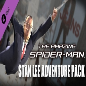 The Amazing Spider Man Stan Lee Adventure Pack
