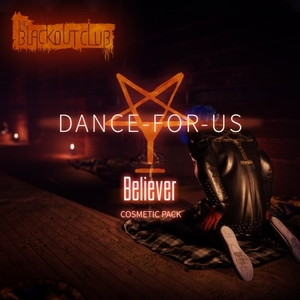 The Blackout Club DANCE-FOR-US Cosmetic Pack