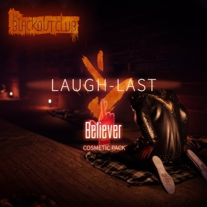 The Blackout Club LAUGH-LAST Cosmetic Pack