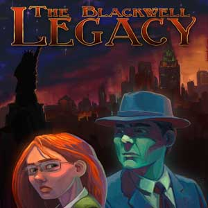 Buy The Blackwell Legacy CD Key Compare Prices