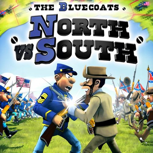 The Blue Coats North vs South