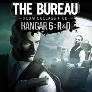 The Bureau XCOM Declassified Hangar 6 R&D