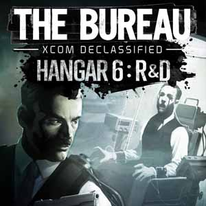 The Bureau XCOM Declassified Hangar 6 R&D