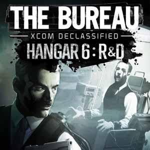 Buy The Bureau XCOM Declassified Hangar 6 R&D CD Key Compare Prices