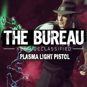 The Bureau XCOM Declassified Light Plasma Pistol