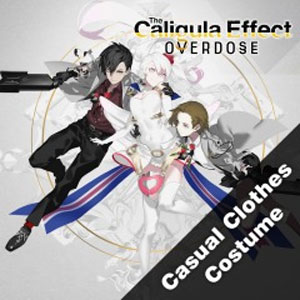 The Caligula Effect Overdose Casual Clothes Costume Set