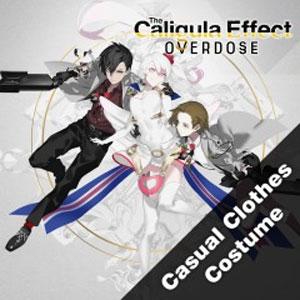 The Caligula Effect Overdose Casual Clothes Costume Set