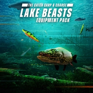 The Catch Carp and Coarse Lake Beasts Equipment Pack