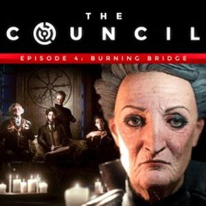 The Council Episode 4 Burning Bridges