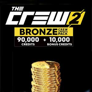 The Crew 2 Bronze Crew Credits Pack