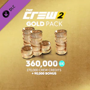 The Crew 2 Gold Crew Credits Pack
