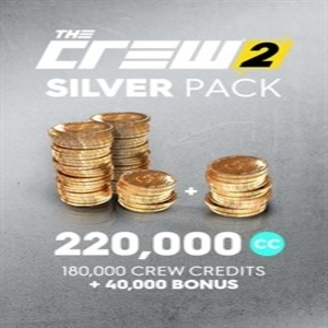 The Crew 2 SILVER CREDITS PACK