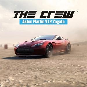 The Crew Aston Martin V12 Zagato Car Shipment