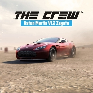 The Crew Aston Martin V12 Zagato Car Shipment