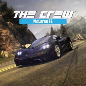 Buy The Crew McLaren F1 Car Shipment PS4 Compare Prices