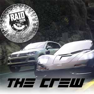 The Crew Raid Car Pack