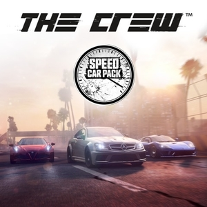 Buy The Crew Speed Car Pack PS4 Compare Prices