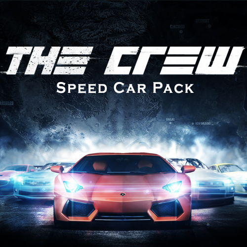 The Crew Speed Car Pack