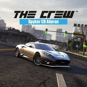 Buy The Crew Spyker C8 Aileron Car Shipment Xbox One Compare Prices