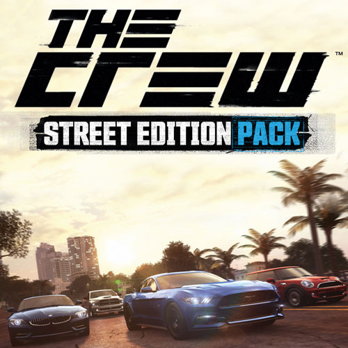 Buy The Crew Street Edition Pack CD Key Compare Prices
