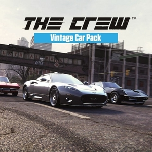 The Crew Vintage Car Pack