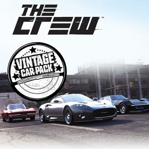 The Crew Vintage Car Pack