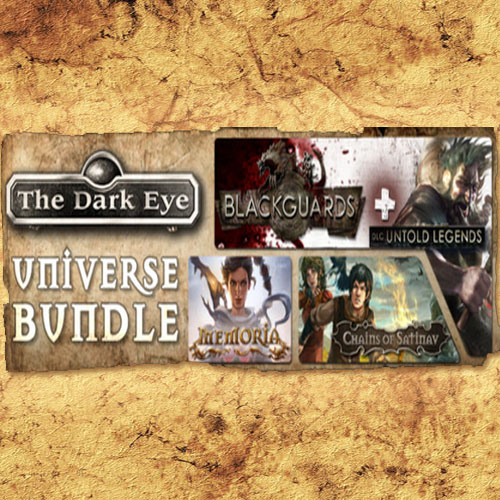 Buy The Dark Eye Universe CD Key Compare Prices