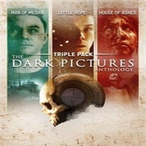 Buy The Dark Pictures Anthology Triple Pack PS5 Compare Prices