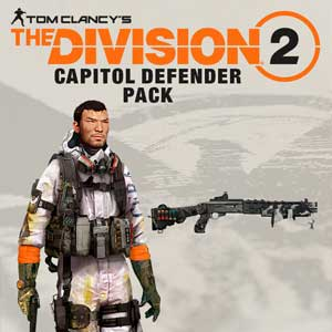 Buy The Division 2 Capitol Defender Pack CD KEY Compare Prices