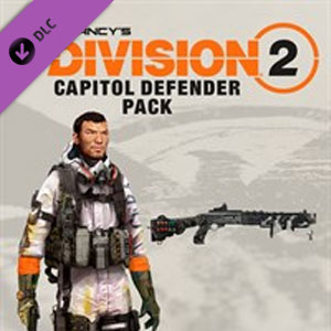 The Division 2 The Capitol Defender Pack