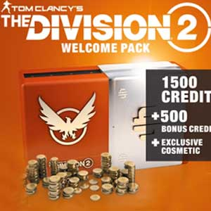 The Division 2 Welcome Pack