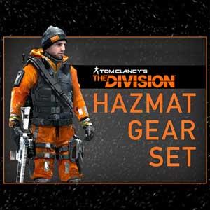 The Division Hazmat Gear Set