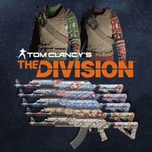 The Division Let it Snow Pack