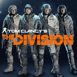 The Division Marine Forces Outfits Pack