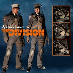 The Division Parade Pack