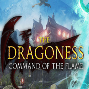 The Dragoness Command of the Flame