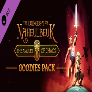 The Dungeon Of Naheulbeuk The Amulet Of Chaos Goodies Pack