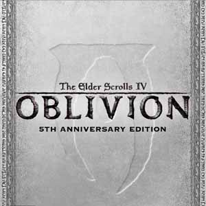 Buy The Elder Scrolls 4 Oblivion 5th Anniversary Edition Xbox 360 Code Compare Prices
