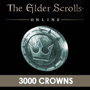 Buy The Elder Scrolls Online 3000 Crowns CD Key Compare Prices
