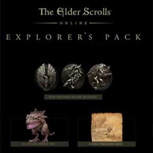 Buy The Elder Scrolls Online Explorers Pack Xbox One Code Compare Prices