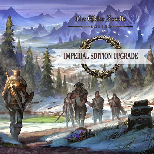Buy The Elder Scrolls Online Imperial Edition Upgrade CD KEY