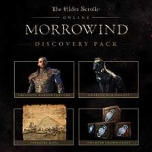 Buy The Elder Scrolls Online Morrowind The Discovery Pack CD Key Compare Prices