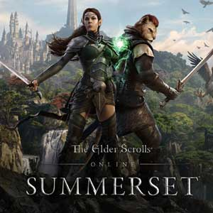 Buy The Elder Scrolls Online Summerset PS4 Compare Prices