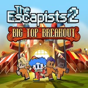 Buy The Escapists 2 Big Top Breakout PS4 Compare Prices