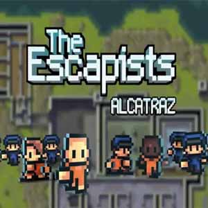 Buy The Escapists Alcatraz CD Key Compare Prices