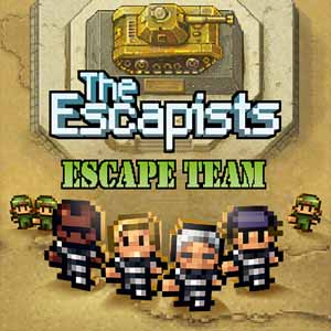 Buy The Escapists Escape Team CD Key Compare Prices