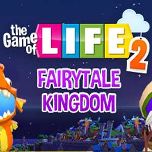 The Game of Life 2 Fairytale Kingdom world