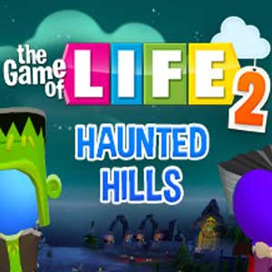 The Game of Life 2 Haunted Hills world