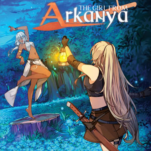 The Girl From Arkanya