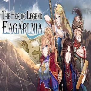 The Heroic Legend Of Eagarlnia